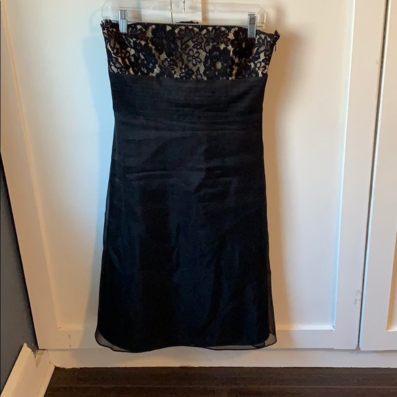 Ann Taylor Dresses & Skirts - Ann Taylor silk and lace dress